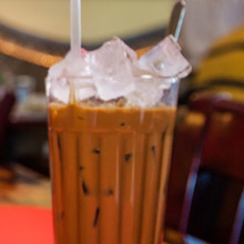 Vietnamese Coffee with Condensed Milk